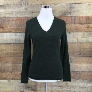Marisa Christina Italian Merino Wool Sweater Top